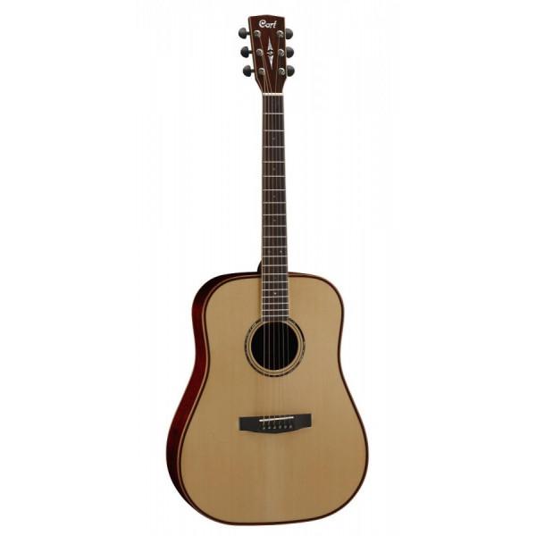 Акустична гітара Cort ASE4 Nat w/case