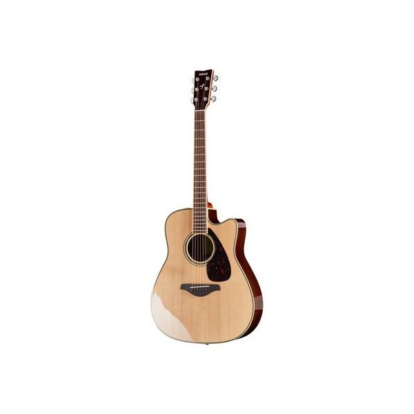 Електроакустична гітара Yamaha FGX830C NT