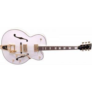 Гітара напівакустична Vintage VSA850WH