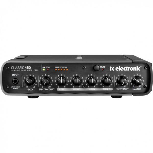 """Підсилювач """"голова"""" басовий TC Electronic Classic 450"""