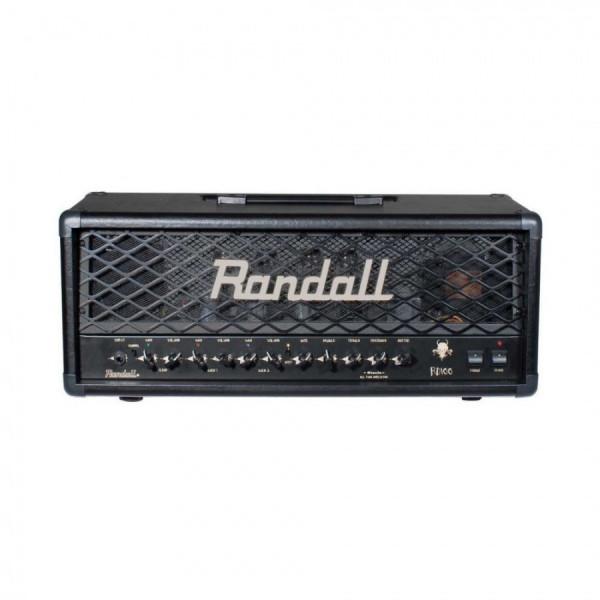 """Підсилювач """"голова"""" гітарний Randall RD100HE"""