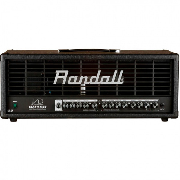 """Підсилювач """"голова"""" гітарний Randall RH300G3-E"""