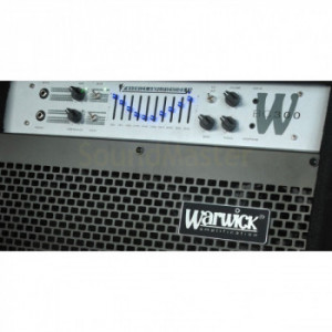 Комбопідсилювач для бас-гітари Warwick BC300 230V