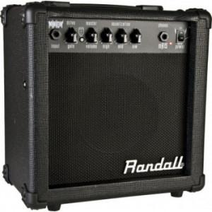Комбопідсилювач гітарний Randall MR15