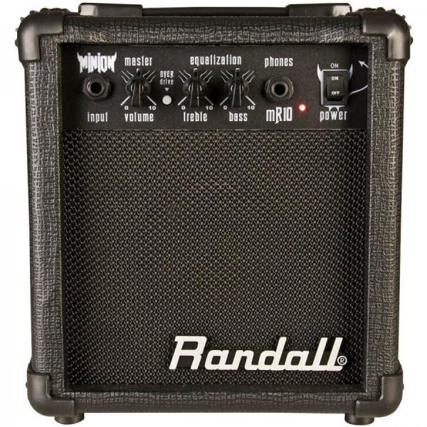 Комбопідсилювач гітарний Randall MR10