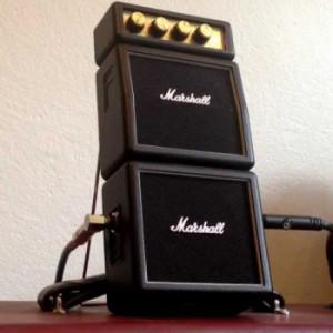 Комбоусилитель для электрогитары Marshall MS-4