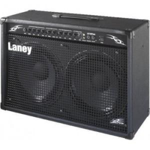 Комбопідсилювач для електрогітари Laney LX120R Twin