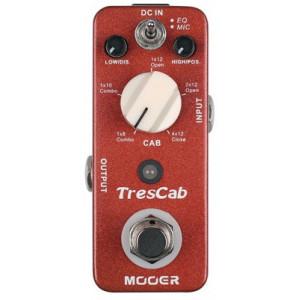 Педаль ефектів Mooer Tres Cab