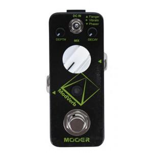 Педаль ефектів Mooer ModVerb