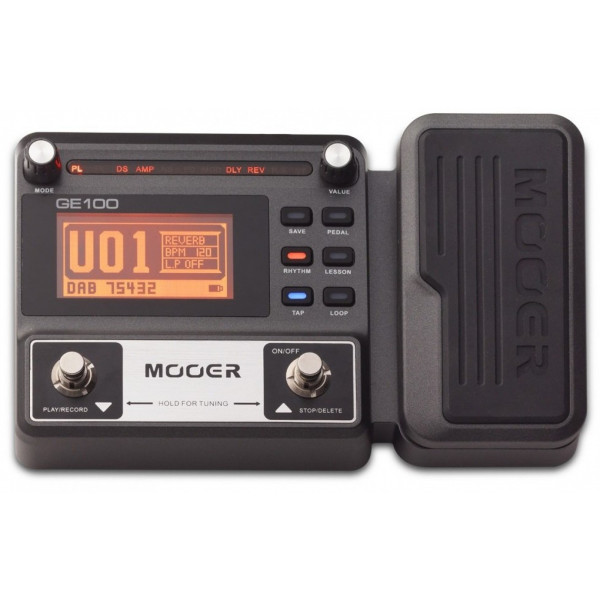 Гітарний процесор ефектів Mooer GE100
