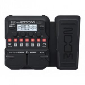 Гітарний процесор мультиефектів Zoom G1X FOUR