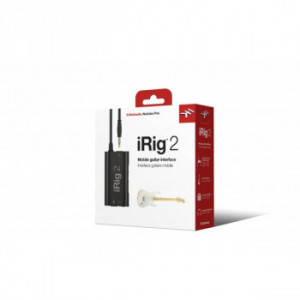 Гітарний аудіоінтерфейс IK Multimedia iRig 2