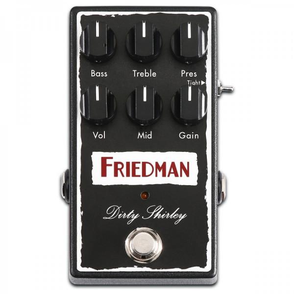 Педаль ефектів Friedman Dirty Shirley Pedal