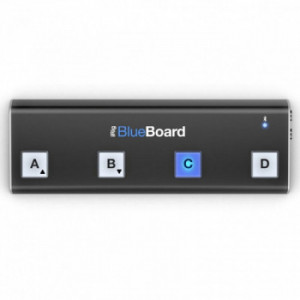 Футконтролер бездротовий IK Multimedia iRig BlueBoard