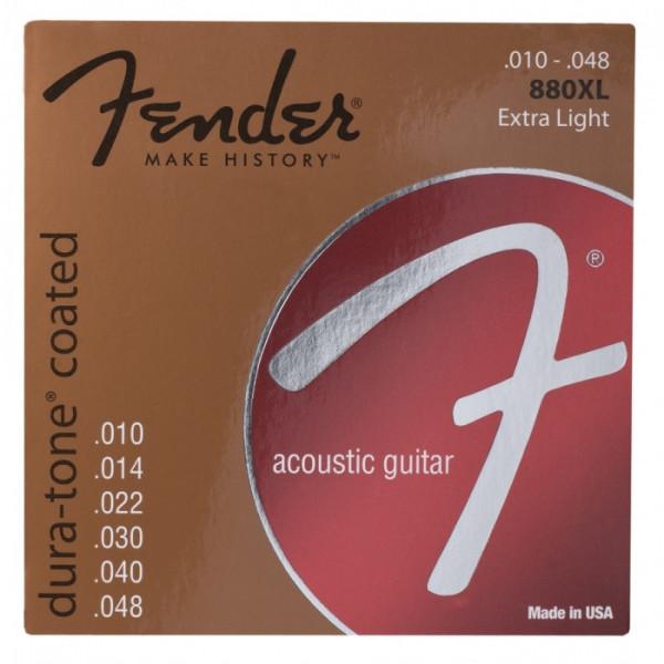 Струни для акустичної гітари Fender 880XL
