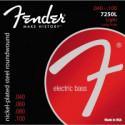 Струни для бас-гітари Fender 7250L