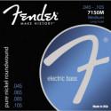 Струни для бас-гітари Fender 7150M