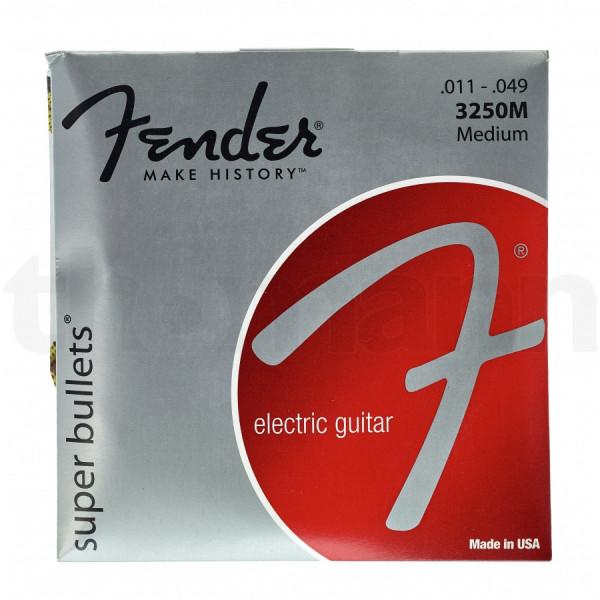 Струни для електрогітари Fender 3250M