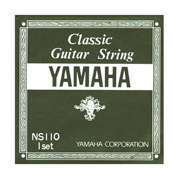 Струни для класичної гітари Yamaha NS110