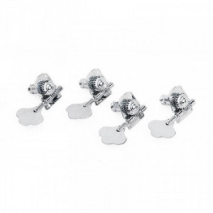 Кілки FENDER BASS TUNING MACHINES STANDARD-HIGHWAY ONE SERIES CHROME (4)
