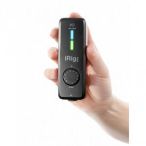 Аудіоінтерфейс IK Multimedia iRig Pro I/O