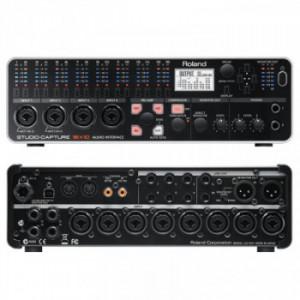 Аудіоінтерфейс / звукова карта Roland UA1610 Studio Capture