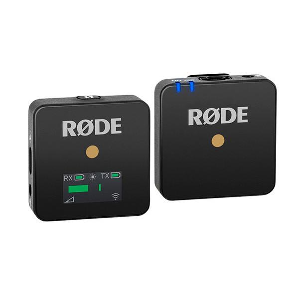 Мікрофонна радіосистема Rode Wireless GO